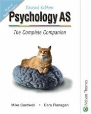 Psychology AS - The Complete Companion Revised Edition: AQA 'A' Specification,M