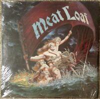 """MEAT LOAF """"Dead Ringer"""" 1981 LP   Shrink wrap   VG+"""