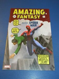 Amazing Fantasy #15 Facsimile Reprint Rare Variant 1st Spider-man NM- Beauty