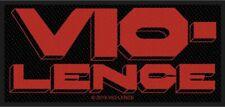 Vio-Lence - Logo Patch - No Información #129662