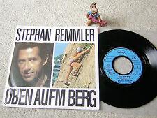 "STEPHAN REMMLER Oben aufm Berg 1988 GER 7""+PS MERCURY 872572-7, TRIO, SEXY CVR"