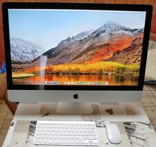 "Apple iMac 27"" 3,1 GHz i5 12GB RAM 1TB HDD  240GB SSD MiD.2011  Bauj. Dez.2011"