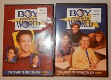 Boy Meets World - The Complete First Season 1 & 2  READ