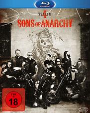 Sons of Anarchy - 4 Staffel - SAMCRO Forever 3 Blu Ray Box - Neu OVP - FSK 18