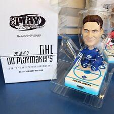 Curtis Joseph Bobblehead 2001-02 UD NHL Play Makers MIB