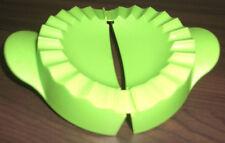 Tupperware D 157 Teigfalle für große Teigtaschen etc. Hellgrün Grün Neu OVP