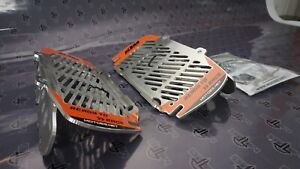 KTM RADIATOR GUARD EXC XC XCW TPI  2T/4T  2020 -  2022 MODEL - 5 Days Delivery