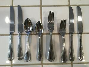Reed & Barton Grand Hotel II Flatware Cutlery Set - 4 Place Settings