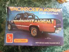 AMT Monroe Magnum Ford Courier 1/25 - Opened model Kit - unassembled
