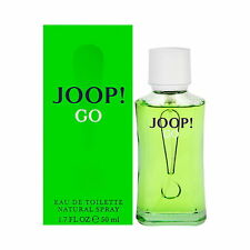 JOOP GO 50ML EAU DE TOILETTE SPRAY BRAND NEW & SEALED