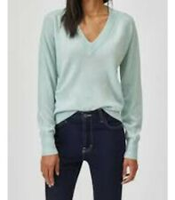 Equipment Madalene Cashmere V-Neck Sweater Size XS