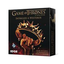 Le Trône de Fer : Intrigues à Westeros, Edge Entertainment