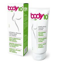 Body10 Push-Up Breast Firming Cream 200ml - 100% Natural & Certified Organic