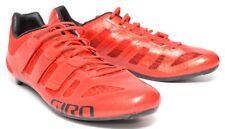 Giro Men Prolight Techlace Carbon Road Bike Cycling Shoes EU 44 US 10.5 Red