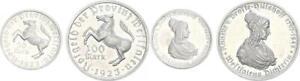 Westfalen 1923 Lot 50 Mark und 100 MARK J.N.16,17 vorzüglich