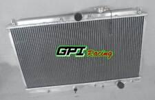 2 ROW Aluminum Radiator 1994-1997 for Honda Accord CD5 CD7 2.2L Manual 95 96