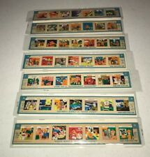 Hanna Barbera's Give a Show Slide Strips 1967 Flintstones and 10 other strips