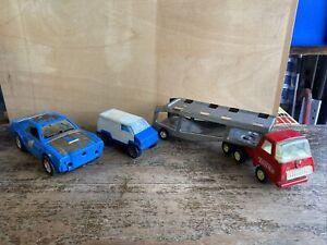 Vintage Tonka Vehicles Job Lot