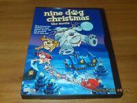 Nine Dog Christmas (DVD, Full Frame 2004) 9
