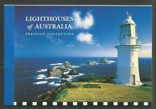Australia 2002 Lighthouses prestige booklet-Attractive Topical (Sg Sp2) Mnh