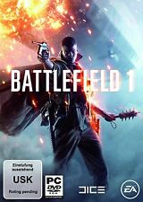 Battlefield 1 inkl. PreOrder-Bonus | PC Boxed | NEU & OVP