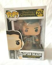 "Funko Pop! Pirates of the Caribbean 274 - ""Captain Salazar"" -BNIB -  (LOU)"