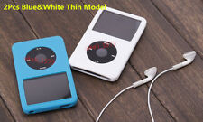 2pcs Silicone Skin Cover Case for iPod Video 30GB Classic 80GB 120GB 160GB Thin