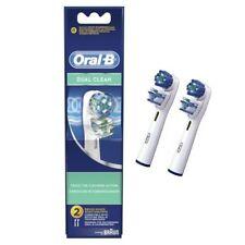 Oral B Recambio Braun Cepillo Eléctrico Dual Clean 2 unidades  Oral-B