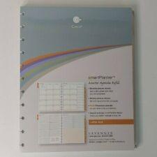 Levenger Circa Smart Planner Master Agenda Refill Perpetual Calendar 85x11