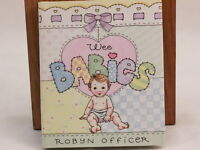 NEW! Wee Babies by Robyn Officer Ariel Books. Little Books. HC/DJ
