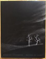SIGNED Hiroshi Sugimoto NATURE OF LIGHT Izu Photo Museum Exhibition