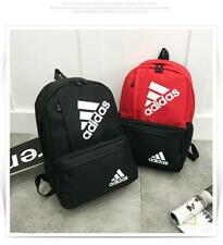 adidas Backpack Laptop School Bag Outdoor Travel Rucksack Nylon bag Sports