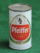 Pfeiffer Beer, Pfeiffer Brewing Co. Detroit, Michigan Flat Top # 114-26