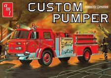 AMT 1:25 American LaFrance Pumper Fire Truck Model Kit AMT1053