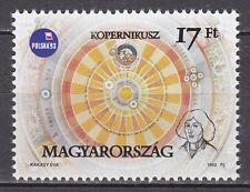 HUNGARY 1993**MNH SC#  3390 Heliocentric Solar System M.Copernicus