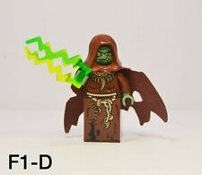 Sorceress from set 7097 Mountain Fortress Castle NEW cas421 Lego Troll Queen