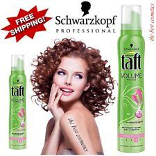 NEW Schwarzkopf Taft Volume Hair Styling Mousse Foam Ultra Strong 48h  200 ml