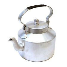 New listing Aluminum Serving Teapot Traditional Indian Chai Kettle 5 Liter Chai Ketali