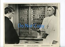 Anthony Quinn Shoes of the Fisherman Original Glossy Press Movie Still Photo