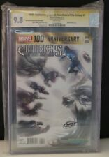 CGC 9.8 Guardians Of The Galaxy #1 100 Anniversary Faded Greg Horn SIGNED LOT B