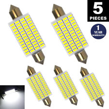 LUYED 5 X 570 Lumens 3014 48-EX Chipsets 578 211-2 212-2 LED Bulbs White