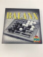 Balanx Marble Game Tilting Board  Instructions English Strategy Game