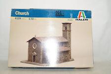 Kirche (church) Italeri 6129 1 72 Bausatz Modellbau Diorama