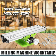 Mini Multifunction Milling Machine Working Table Worktable Set For Bench