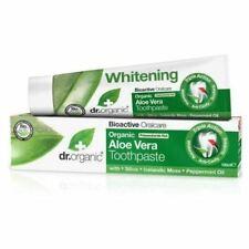 Dentifrice Bio à l'Aloès - Dr. Organic - 100 ml