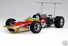 Exoto 1968 Lotus-Ford 49B / Graham Hill / Watkins Glen / Scale 1:18 / #GPC97007