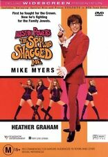 BRAND NEW & SEALED Austin Powers - The Spy Who Shagged Me (DVD, 1999) Mike Myers