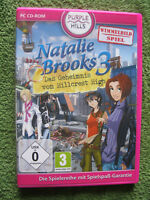 PC CD Rom Spiel Natalie Brooks 3 (PC, 2010, DVD-Box) Wimmelbild