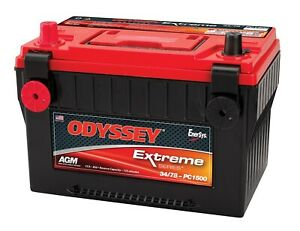 Odyssey Battery 0785-2035 Automotive Battery