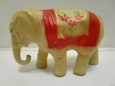 VINTAGE MADE IN THE USA  CELLULOID ELEPHANT